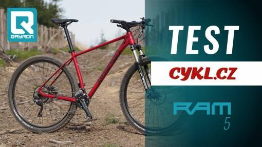 Ram 5 v testu redakce Cykl.cz