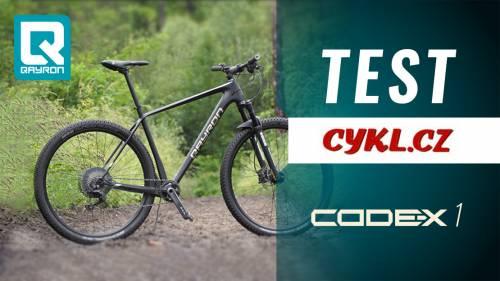 Code X-1 v testu redakce Cykl.cz