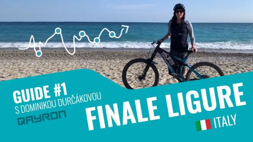 Guide to Finale Ligure #1 s Dominikou Durčákovou