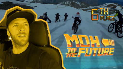 Video ze závodu Mountain of Hell v podání Přemka Tejchmana