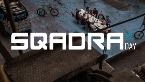 Sqadra Day x Bike O´clock