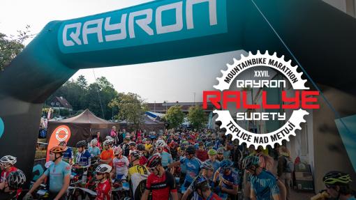 Kultovní závod Qayron Rally Sudety je za námi!