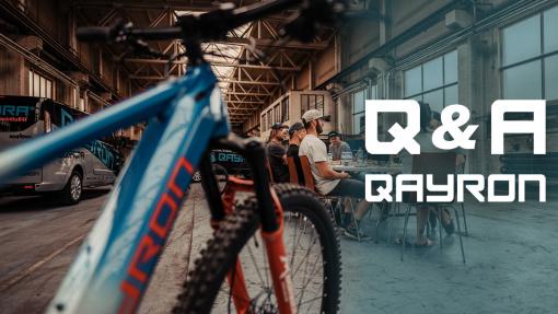 Q&A Qayron - odpovědi na vaše otázky