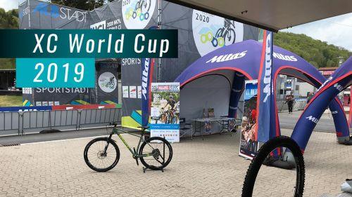 XC World Cup Albstadt a Nové Město na Moravě