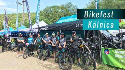 Bikefest Kálnica