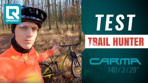 Trail Hunter otestoval Carmu 140 3